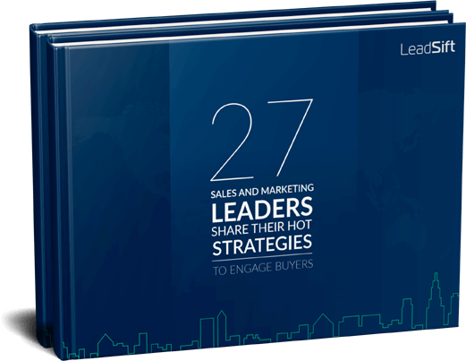 27 Sales and Marketing Leaders